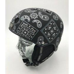 Snow Helmet Blackdana