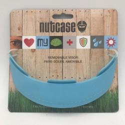 Visière bleue Nutcase