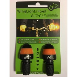 Clignotants pour vélo WingLights