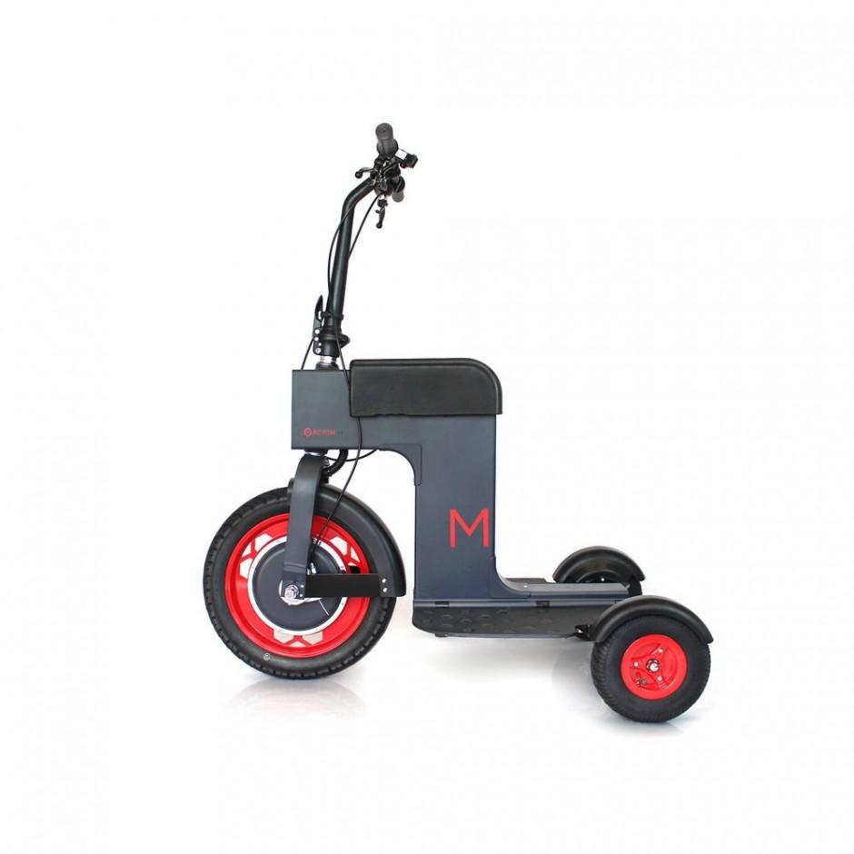 M-Scooter d'ACTON, mobilité Urbaine